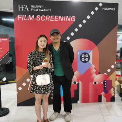 D2D PIctures: Huawei Film Awards Project